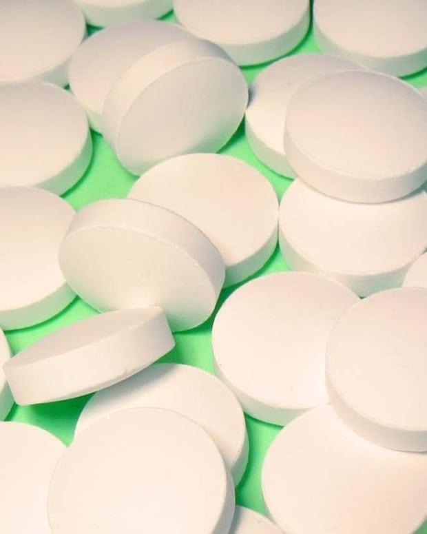 White Pills.