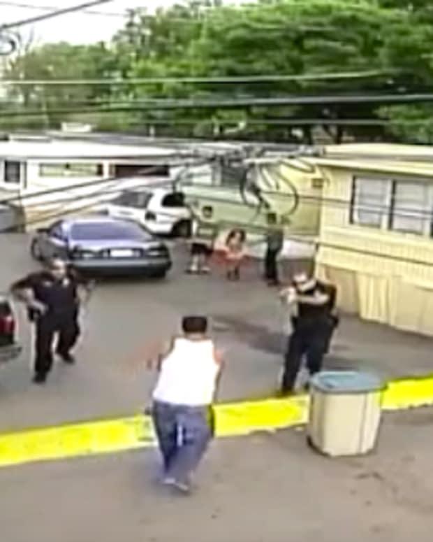 Denver Police And Paul Castaway.