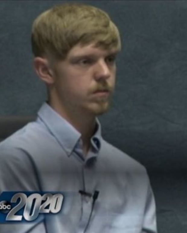 Ethan Couch in court