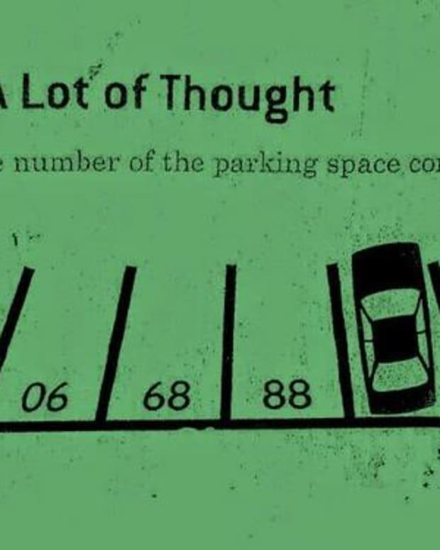 Car Park Puzzle.