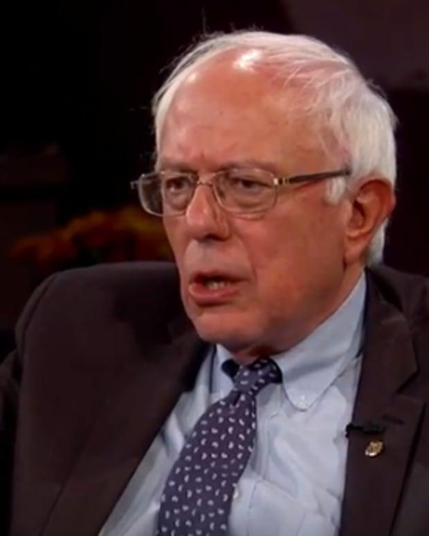 Bernie Sanders Jimmy Kimmel Live