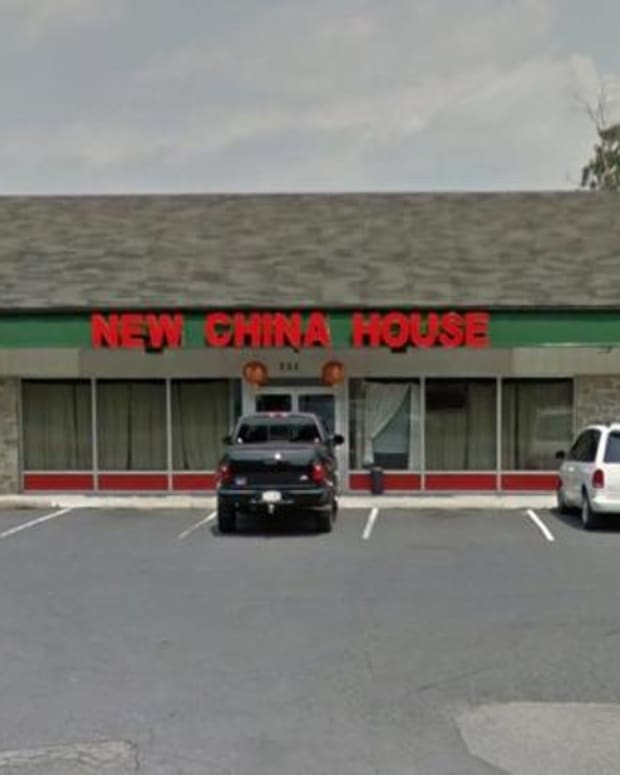 New China House In Pennsylvania.