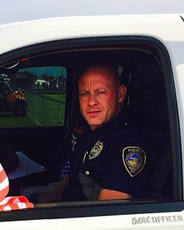 Officer Scott Gibbons