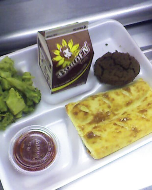 School Lunch.