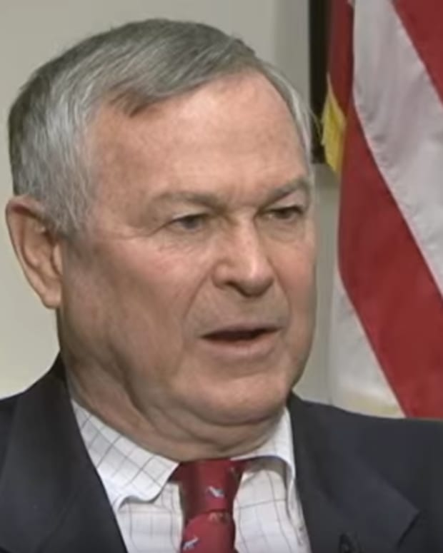 Rep. Dana Rohrabacher of California