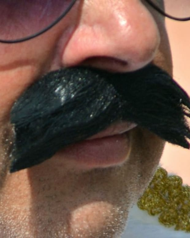 University Of Denver Official Slams Fake Mustaches Promo Image