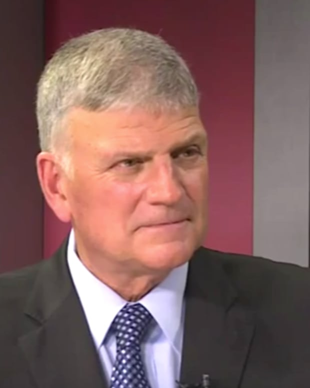 Rev. Franklin Graham Obama