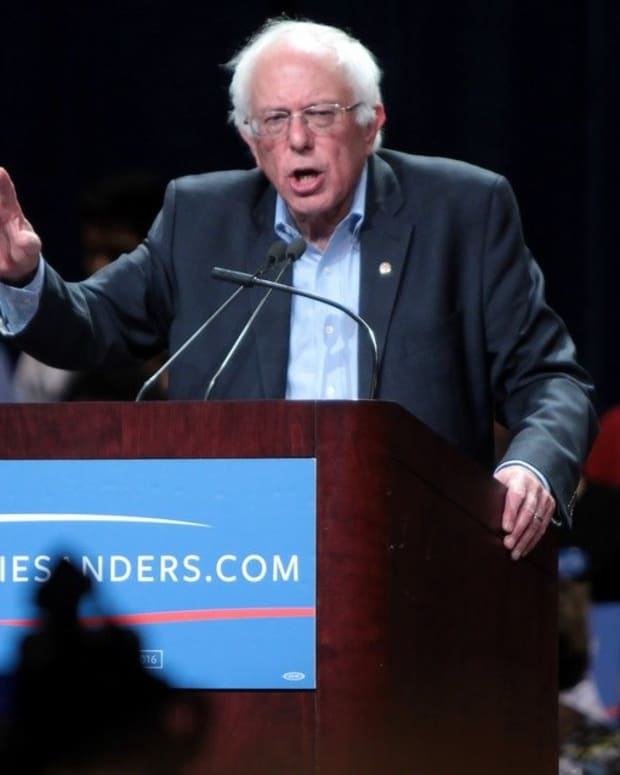 Why Sanders' Big Weekend Doesn't Really Matter Promo Image