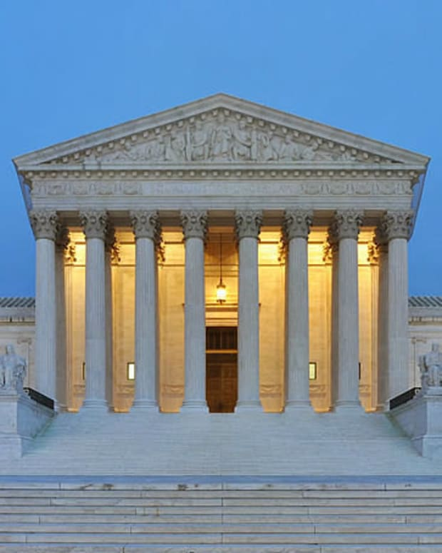 Supreme Court To Hear Two Major Death Penalty Cases Promo Image
