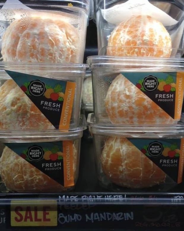 Whole Foods Pulls Pre-Peeled Oranges From Shelves Promo Image