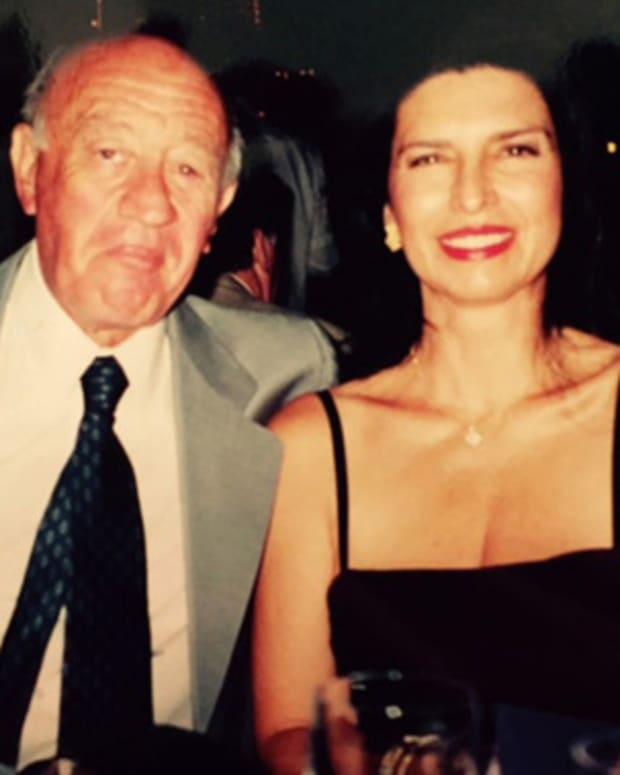 Gabriel Villa and Cristina Carta Villa