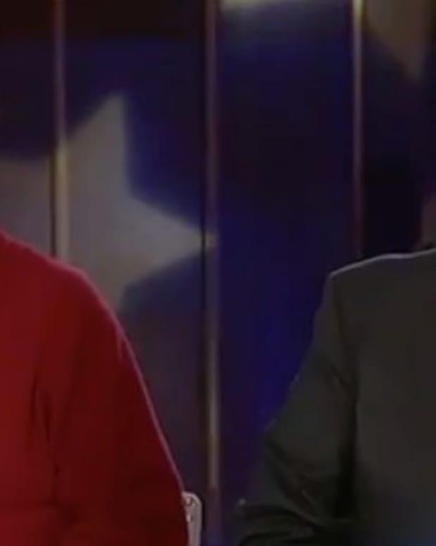 Famous Basketball Coach Bob Knight Endorses Trump (Video) Promo Image