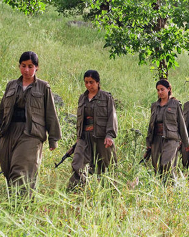 PKK Women.