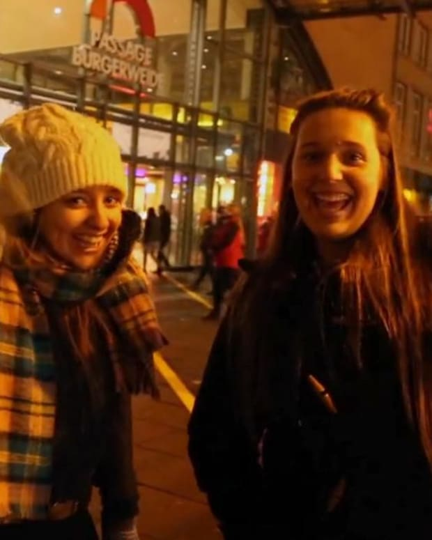 Cordelia Roberts and Ciara Murphy