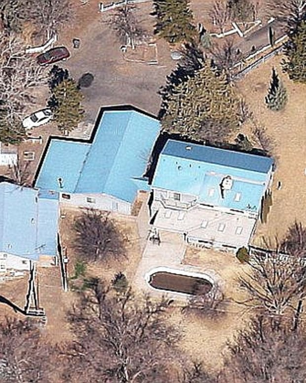 Albuquerque home where murders were carried out