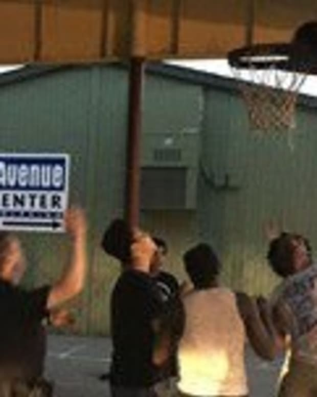 Cops Play Basketball With Teens After False Report Promo Image