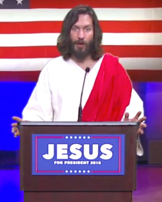 Actor As Jesus