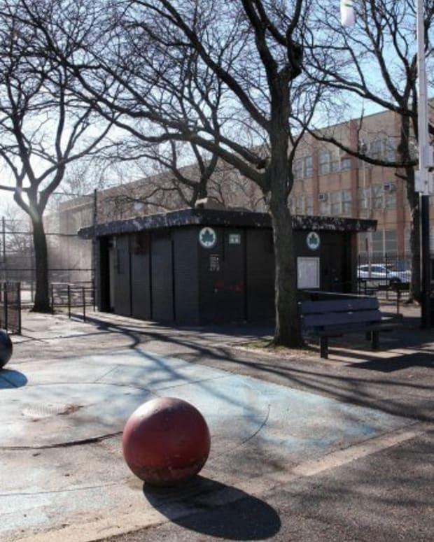 Osborn Park, Brooklyn.