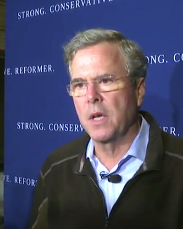 Jeb Bush On Tamir Rice