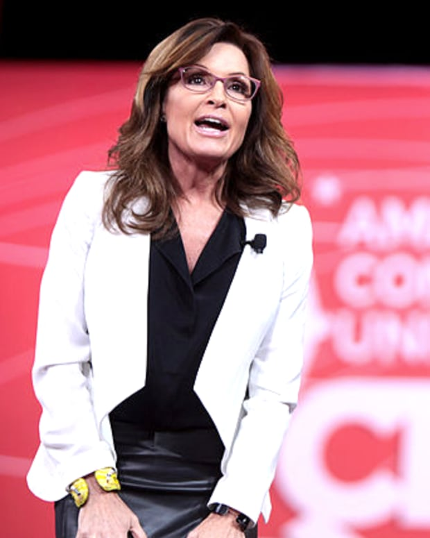 Sarah Palin Jesus Second Amendment