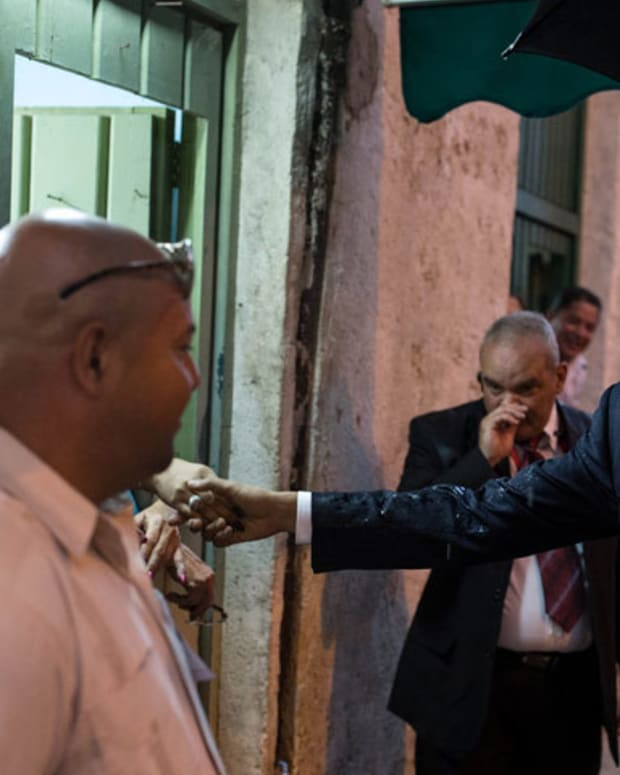 Cuban Pastors Cautious About Renewed US Ties Promo Image