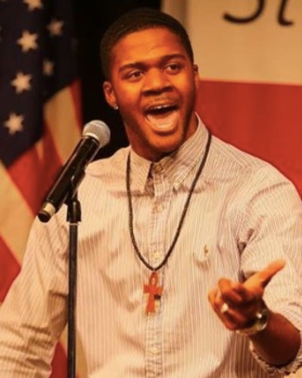 Harvard Grad Delivers Powerful Speech (Video) Promo Image