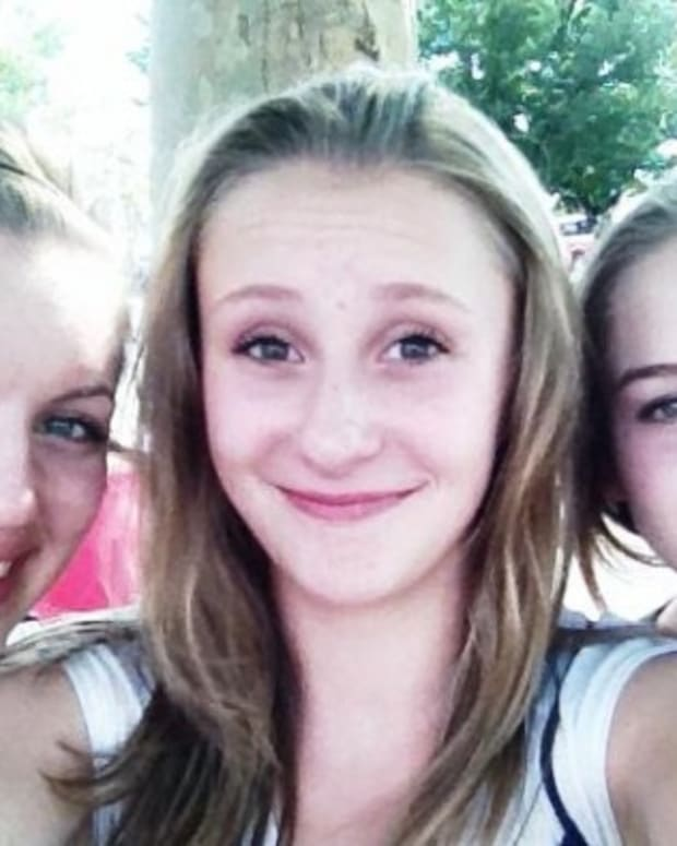 Brittany, Danielle and Sydney Wolferts.