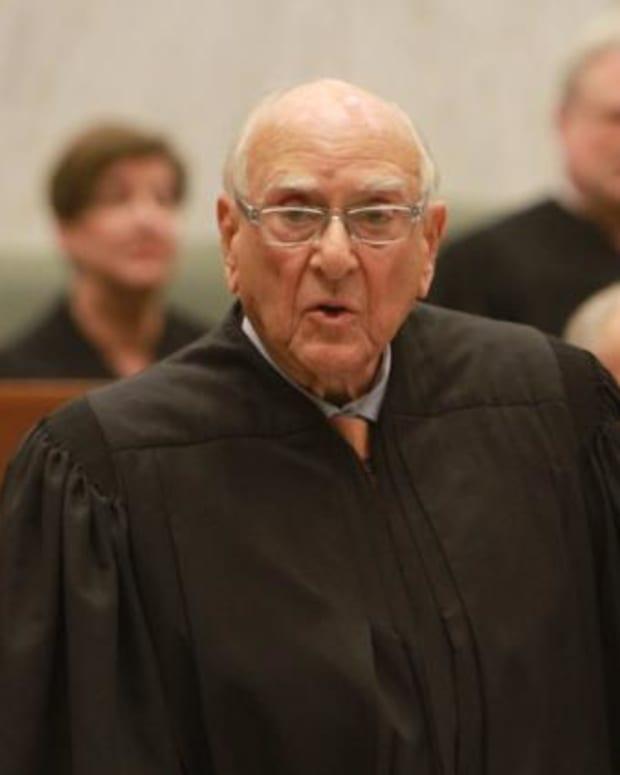 Judge Jack Weinstein