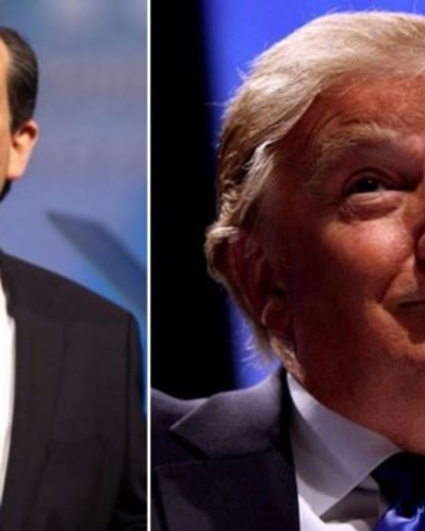 Donald Trump Open To Ted Cruz As VP Promo Image