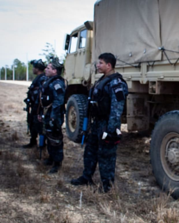 Honduras Military.