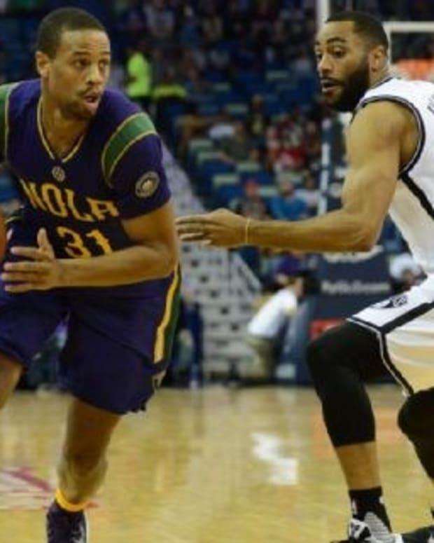 NBA Player Shot, Killed Breaking Into Apartment Promo Image