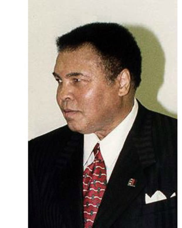 Muhammad Ali Hospitalized With Respiratory Problems Promo Image