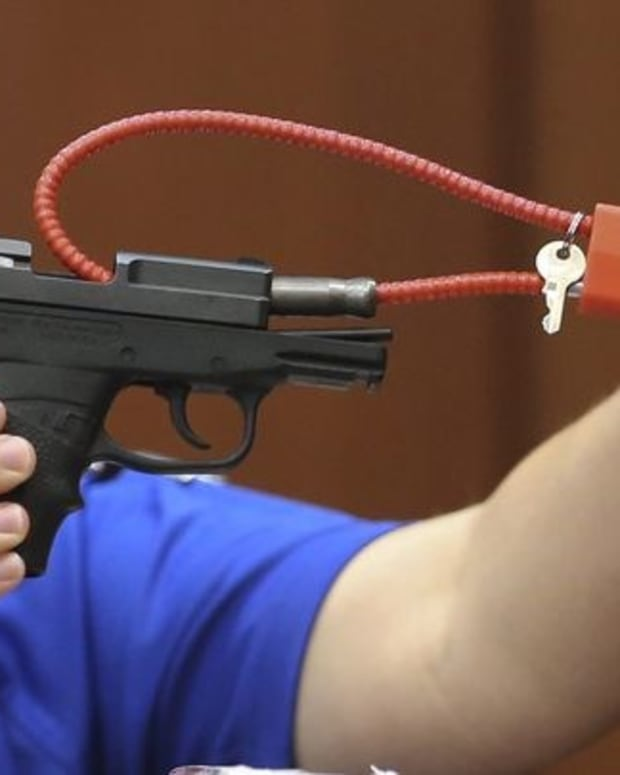Highest 'Bid' For George Zimmerman's Gun Surpasses $65M Promo Image