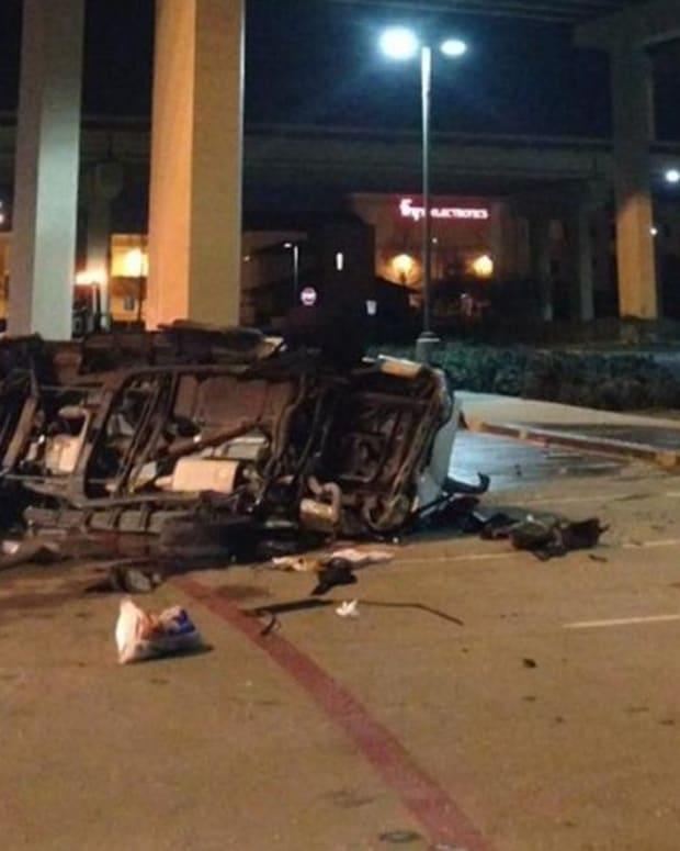 Richardson Crash.