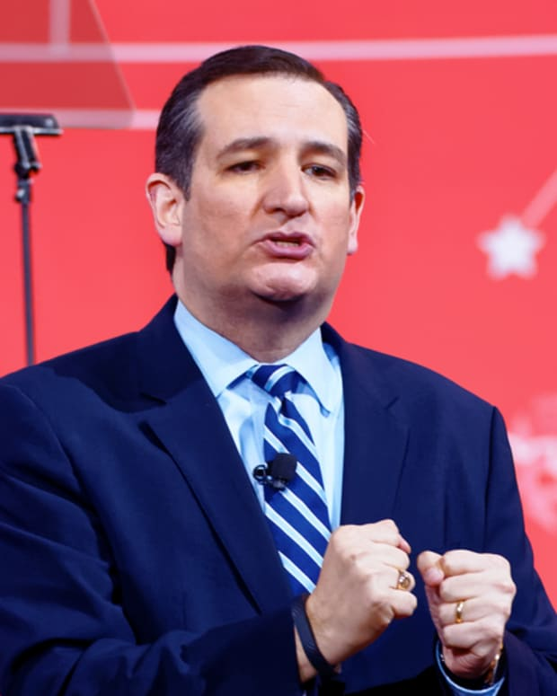 Sen. Ted Cruz Black Lives Matter