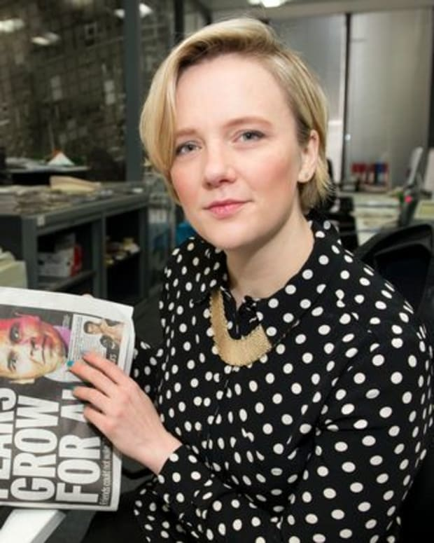 British MP Stella Creasy.