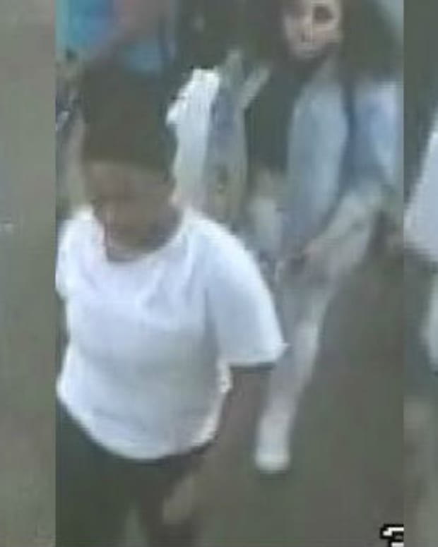 Subway Attack Sends Elderly Woman To Hospital (Video) Promo Image