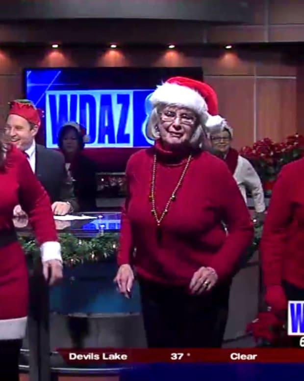 Dancing Grannies.