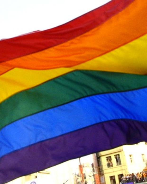 Christian: LGBT Flag For Orlando Victims Is Unbearable Promo Image