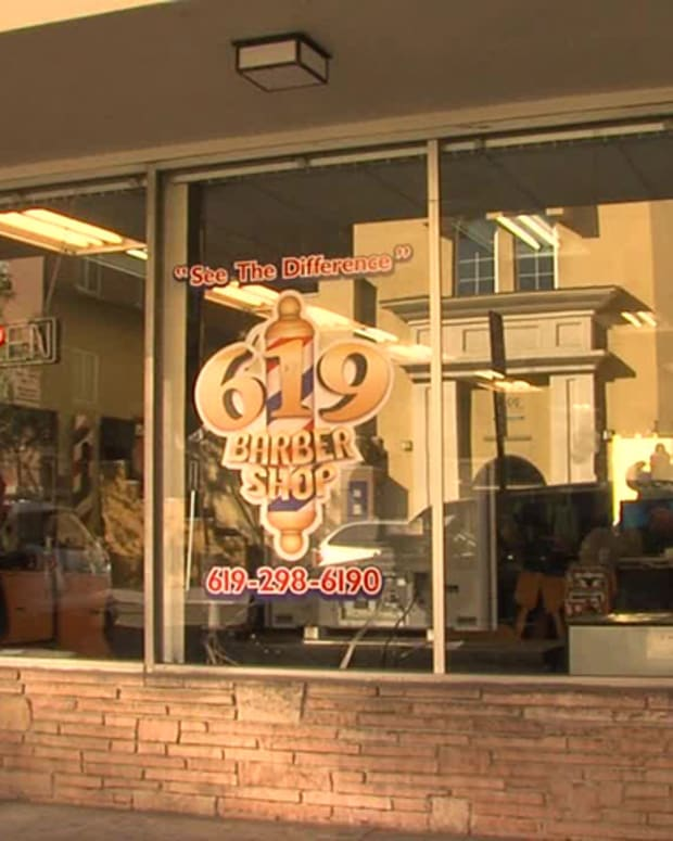 619 Barber Shop in San Diego