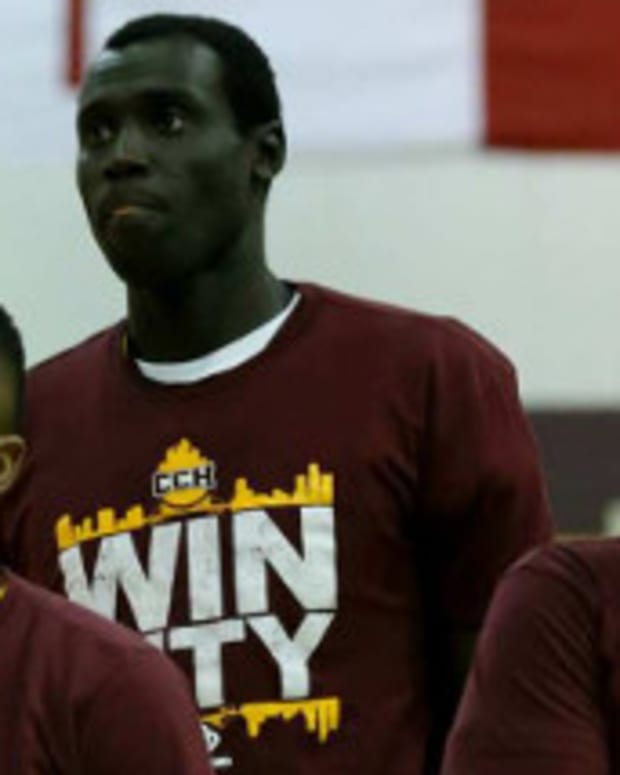 Sudanese Man, 30, Poses As High School Basketball Star Promo Image