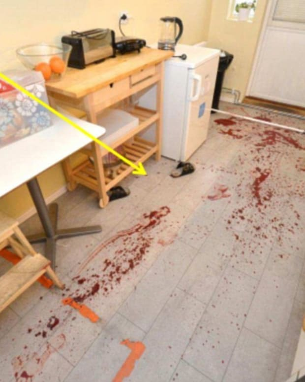 Pictures Emerge Of Spot Where Refugee Worker Stabbed Promo Image