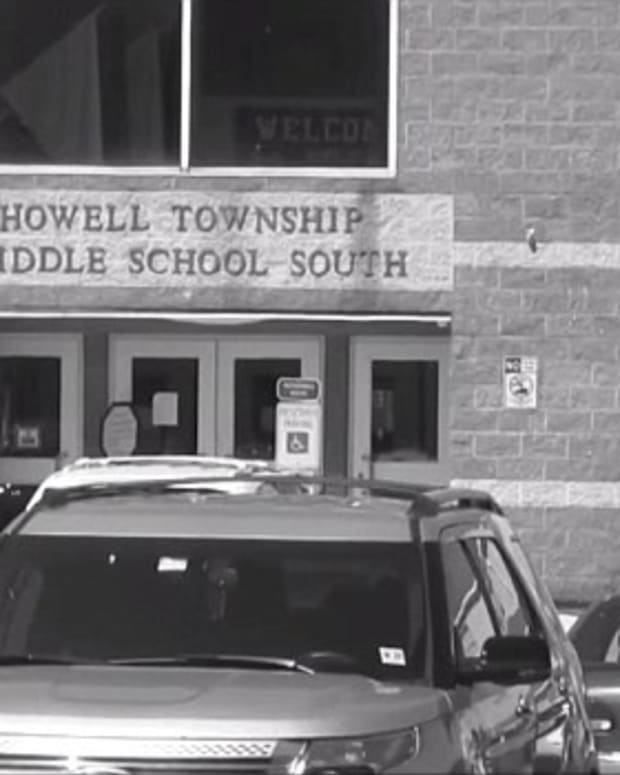 Health Teacher Recorded Discussing Drug Habits (Video) Promo Image