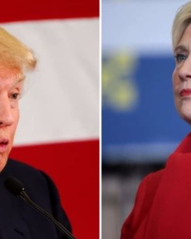 Poll: Voters Want Challenger To Clinton, Trump Promo Image