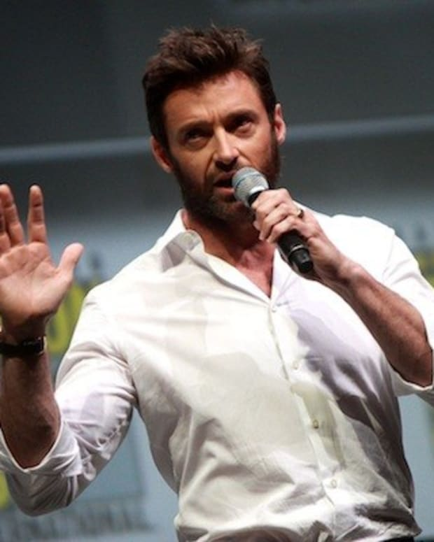 Watch: Hugh Jackman Saves Swimmers From Riptide (Video) Promo Image