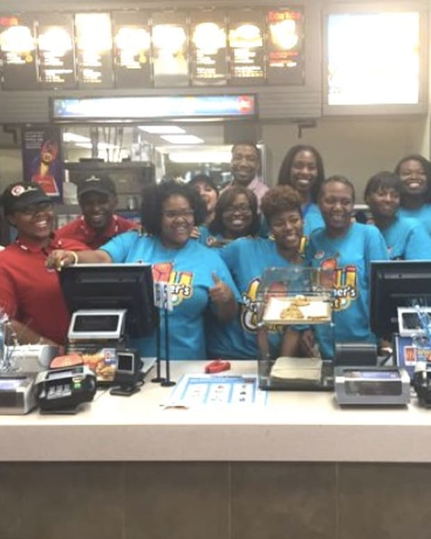 McDonald's McTeacher's Night: Serving Kids Junk Food? Promo Image
