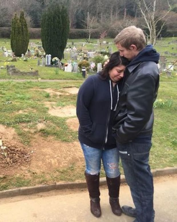 Mother Horrified By Condition Of Daughter's Grave  Promo Image