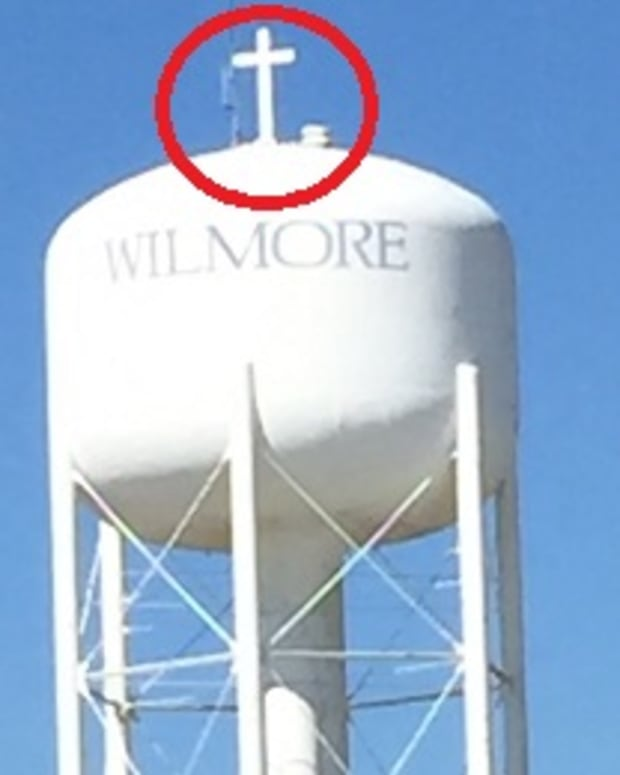 Wilmore Water Tower
