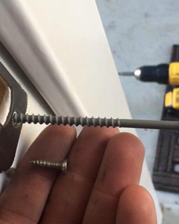 Door Screws.