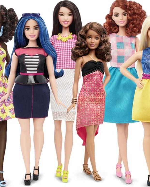 Mattel's New Barbie Doll Line: Tall, Petite, Curvy, Original